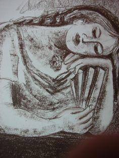 Carboncillo -  De Rosalía M. Aba - - Ros Maba -