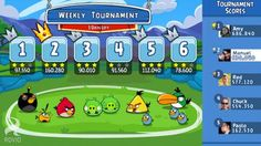 Angry Birds Friends - 1