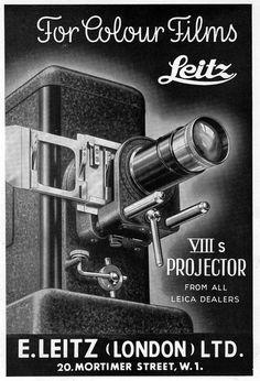 Vintage camera ad http://www.designfloat.com/blog/2010/05/11/vintage-camera-ads-posters/