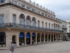 Hotel Santa Isabel, Plaza de Armas (Habana Vieja) Havana