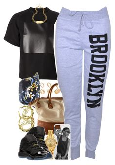 """Untitled #1180"" by power-beauty ❤ liked on Polyvore featuring ASOS, Alexander Wang, Stussy, H&M, Rolex and A.V. Max"