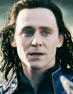 I'm still having major Loki feels from seeing The Dark World. I need to see it again! Another!