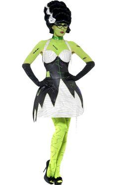 Fever Bride Of Frankenstein Costume