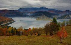 Lacul Izvorul Muntelui, Bicaz, Jud. Neamț