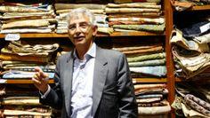 Seidenweber in Italien – Neapel Am Brokat hängt alles 26.12.2013· Drei Seidenweber aus Venedig, Florenz und Neapel halten die Fäden weiter...