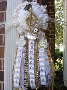 Senior Homecoming Garter