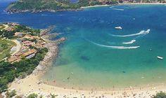 Amazing beaches in Buzios RJ Brasil
