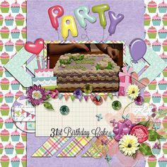 Pixelily Designs Birthday Bash Bundle  http://store.gingerscraps.net/...sh-Bundle-Packs.html