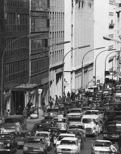 Beirut, Paris of the Middle East, before the war.