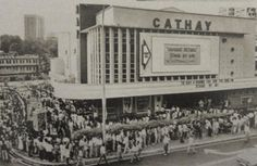 Cathay Cinema - I remember Cathay because that was where Kang Shen now a plastic surgeon slapped her girlfriend in public when he found out that she was in fact seeing another boy at the same time. Those days that was not the right thing to do - slapping a girl as well as two-timing. He got teased after that for not being a gentleman. We were supposed to be trained to be gentlemen at V.I. - the Eton College equivalent in Malaysia!