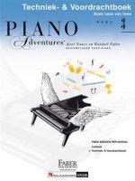 FABER N./FABER R. - TECHNIEK & VOORDRACHT DEEL 3 Boek 2 van 2 - € 11,90 Piano studie, Piano solo, HAL LEONARD HL00160083