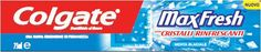 Colgate Μax Fresh Cool Mint Οδοντόκρεμα Με Κρυστάλλους Δροσιάς Για Αίσθηση Φρεσκάδας  75ml. Μάθετε περισσότερα ΕΔΩ: https://www.pharm24.gr/index.php?main_page=product_info&products_id=8500