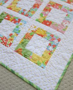I have been finishing some quilts....    ...working on perfecting my machine quilting skills.    I love this  quilt.....the pattern is cal...