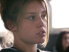 "Adele Exarchopoulos's boundary pushing 2013 Palme d'Or winning performance in ""Blue is the Warmest Colour"" creates censorship controversy in Russia. Description from wallpapers.fansshare.com. I searched for this on bing.com/images"