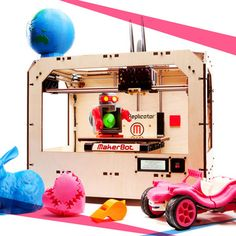 Definitely want a MakerBot 3D Printer.