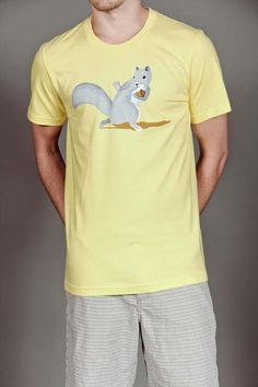 All-Conference Squirrel Tee