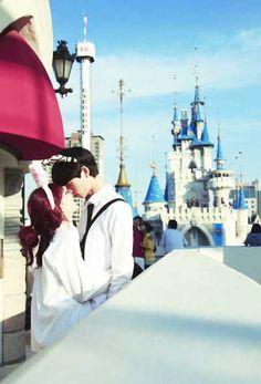 ♡ #seaofhearts #asian #couple