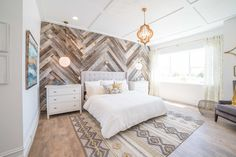 Palms to Pines » The story of Blake and Jen Nyman » Legend Creek | Master Suite