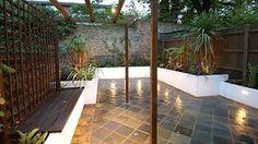 courtyard patio designs uk - Google Search