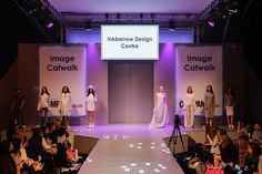 Inkberrow Design Centre - Graduate Catwalk A on the Image Catwalk at Clothes Show Live