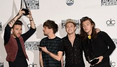 One Direction Lose To Adele, But Get Two TeleHit Wins