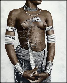 Africa | Mursi Tribe. Ethiopia | © Jan C Schlegel.