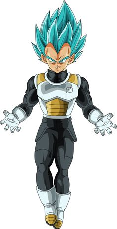 Vegeta SSGSS Render by EymSmiley on @DeviantArt