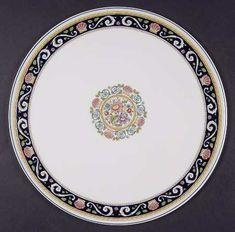 Wedgwood Runnymede Blue Salad Plate
