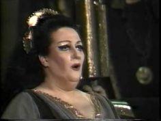"Montserrat Caballe ""Casta diva"" Norma - YouTube"