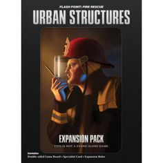 Flash Point Fire Rescue: Urban Structures Expansion