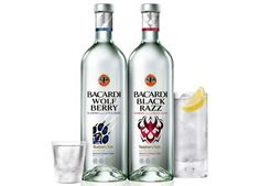 Bacardi Rum I love the Dragonberry and I know I would love the other Flavours too!!