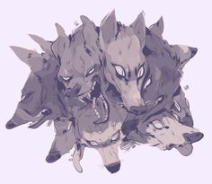 "jaybeep: ""Good dogs. """