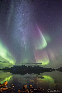 Photo Milky Way by Frank Olsen on 500px #FrankOlsen
