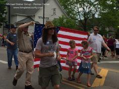 memorial day parade media pa