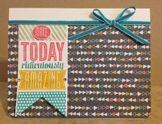 Catherine Loves Stamps: Amazing Birthday, Confetti Celebration DSP, Banner framelits