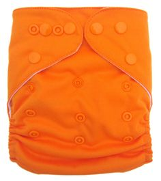Plain Color Pocket Diaper B2