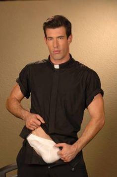 Gay priester Porn Vibrator spuiten orgasme