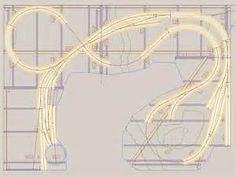 Ho Train Table Plans - Bing Images