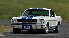1965 Shelby GT350 Fastback Shelby No. 377, Same Owner For 38 Years presented as lot S86 at Portland, OR