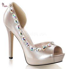Fabulicious LUMINA-38 Champagne Pat Size UK 5 EU 38 - Chaussures fabulicious (*Partner-Link)