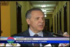 El Estado Dominicano asumirá la mayoría de las acciones de las centrales eléctricas de carbón