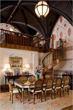 The apartment of Cynthia and Dan Lufkin was once the chapel of the New York…