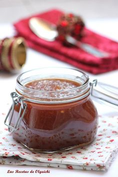 MERMELADA DE MANZANA, NARANJA Y CANELA AL OPORTO (THERMOMIX) | Las Recetas de Olguichi Easy Cooking, Cooking Time, Mexican Food Recipes, Sweet Recipes, Jam And Jelly, Food Garnishes, Homemade Sauce, Yummy Eats, Dairy Free Recipes
