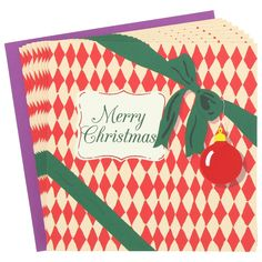 Present charity Christmas cards - fab design.
