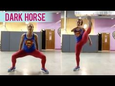Katy Perry - Dark Horse (Dance Fitness with Jessica) - YouTube