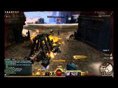 Guild Wars 2 BWE #1 - Day 3 WvW [Mostly Harmless] WvW Vids.