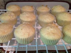 Swirly Sweet Cupcakes: Gluten Free Coconut Lime Cupcakes