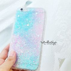 Mermaid Phone case Glitter case for iPhone 44S 55S by TwinkleDYP