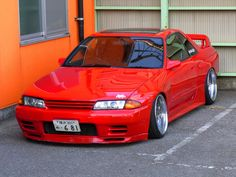 R32 NISSAN SKYLINE GTR, I would love to have this car.