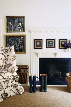 White living room wi